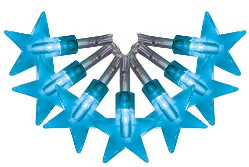 Blue Star String Lights : Shop for 8712 Blue Star Novelty String Lights, Colorphasing