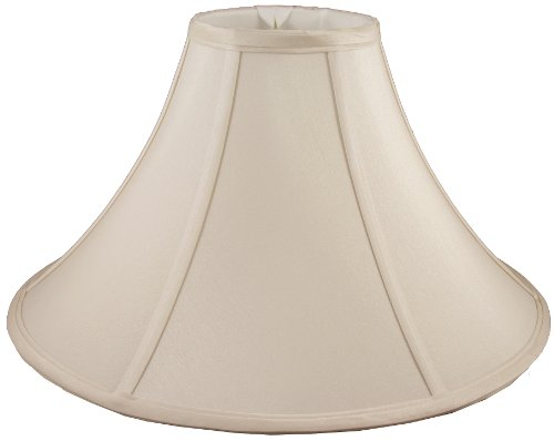 Shop For American Pride Lampshade Co 04 78093116 Round Soft Tailored Lampshade Shantung Light