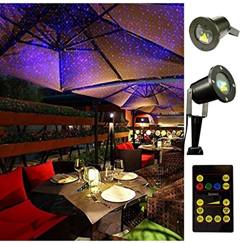 Wall Decoration Laser Lights : For best newest remote controllable rgb laser