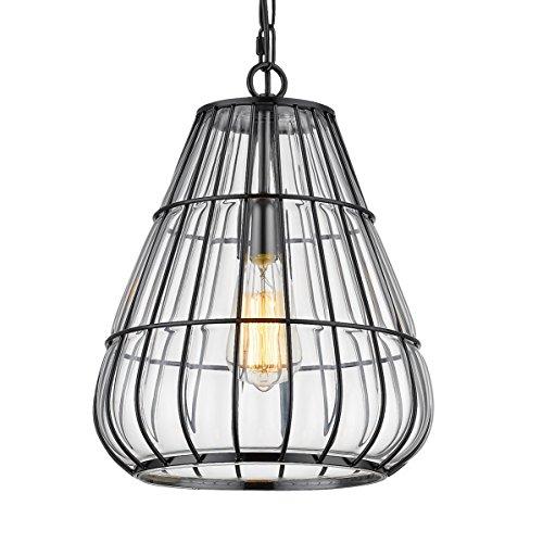 Shop For Dazhuan Vintage Metal Amp Glass Pendant Light With