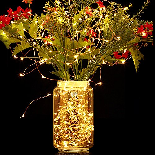 Shop for Hictech LED String Lights Copper Wire Lights, For Christmas Holiday, Wedding, Parties ...