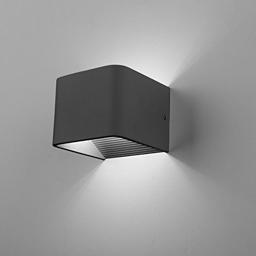 White Dimmable Wall Lights : Shop for Spacecraft LED Wall Sconce Light, Modern Minimalist Dimmable, UL Listed, 5 Year ...