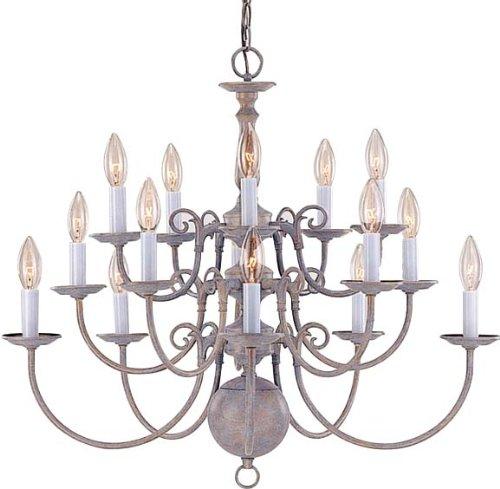 Shop For Volume Lighting V3575 22 Williamsburg Style